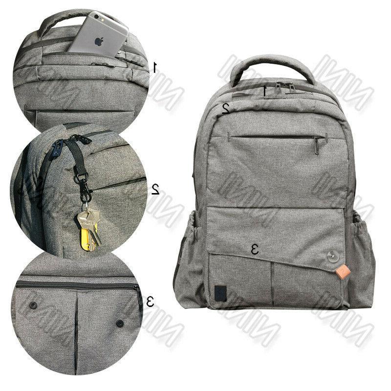NINI Backpack Bag with Changing Mat mom
