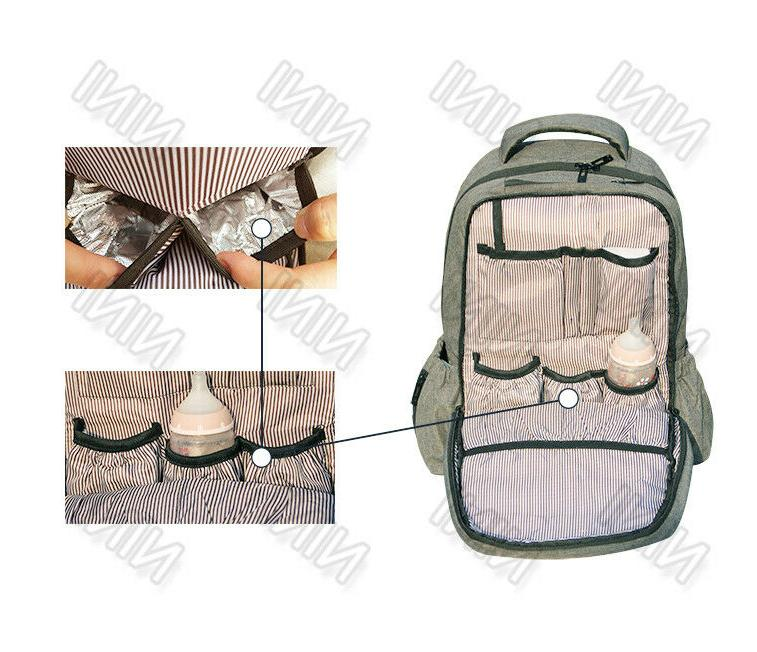 NINI Backpack Bag with Mat for mom