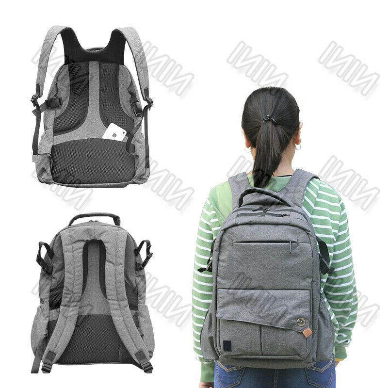 NINI Baby Diaper Backpack with mom