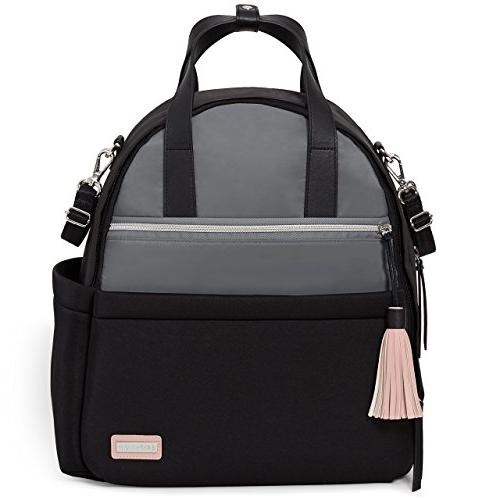 Skip Backpack with Matching Changing Pad, Nolita