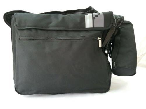 NWOT Large Shoulder Bag w and Black