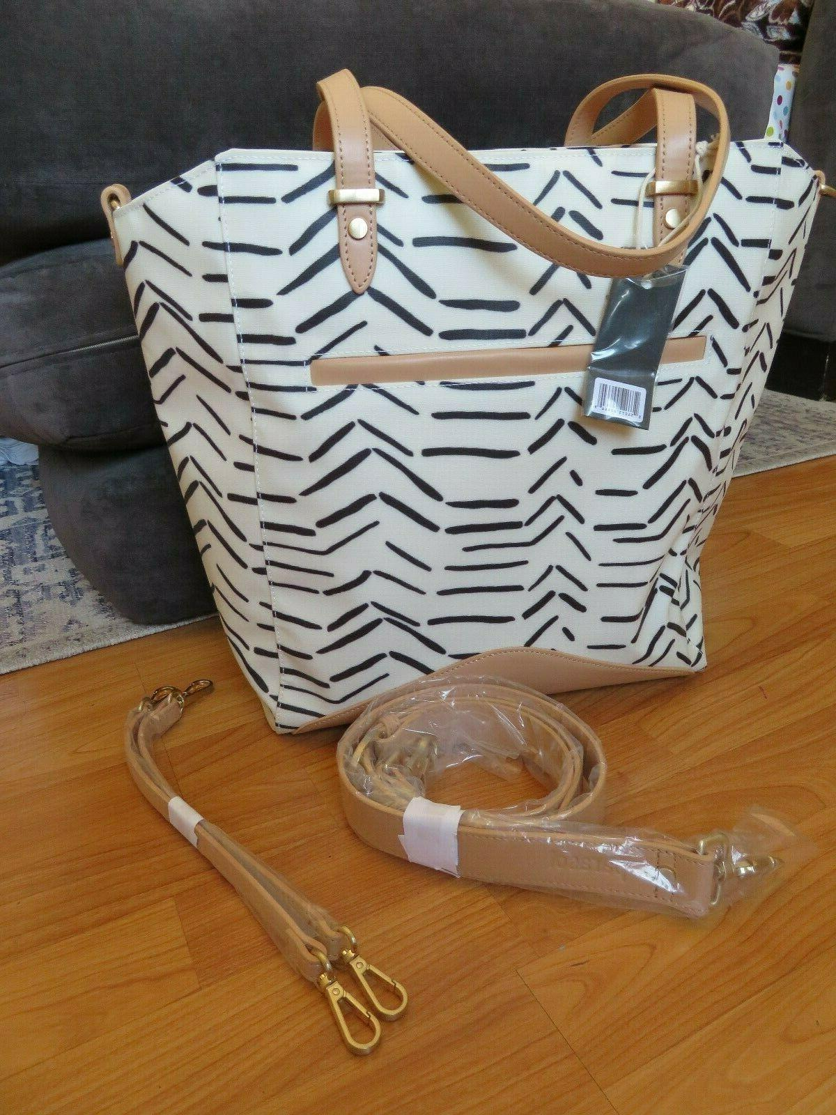 nwt diaper bag missing changing pad
