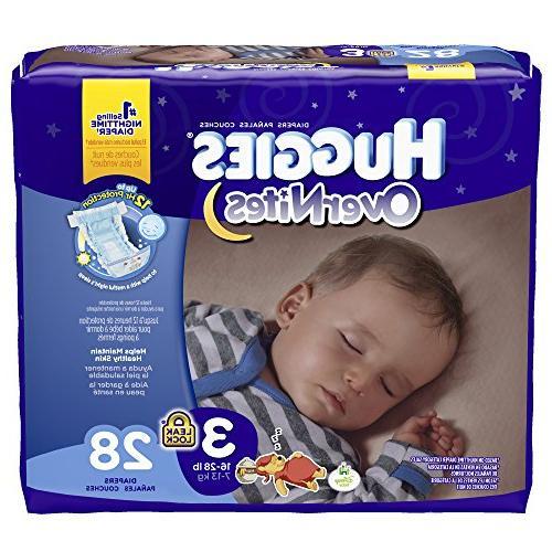 Huggies Diapers, 3, 28