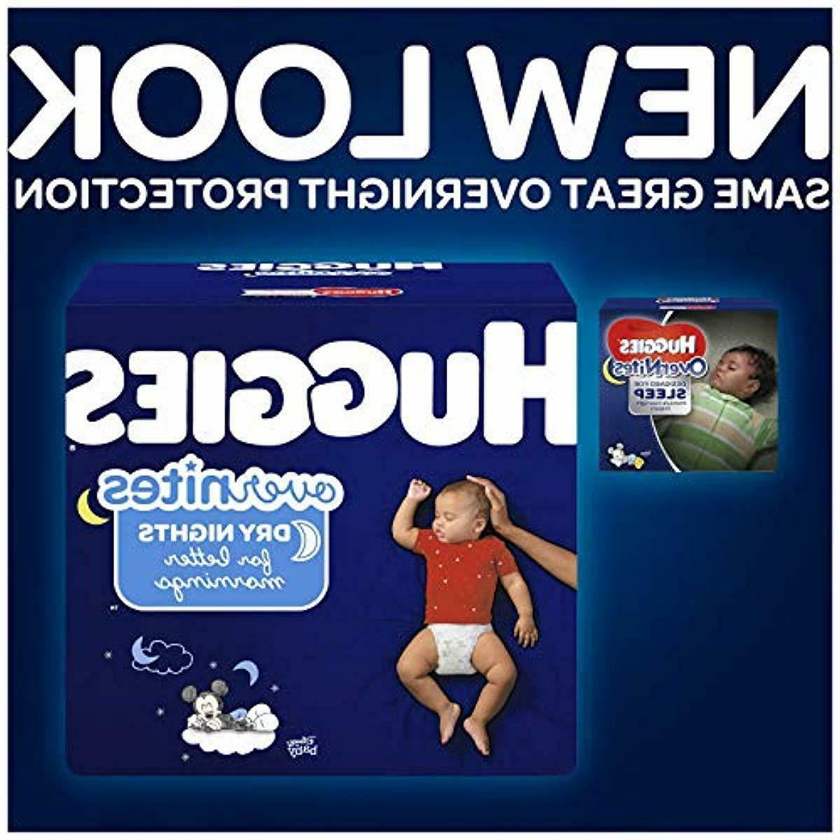 overnites diapers size 5 58 ct overnight