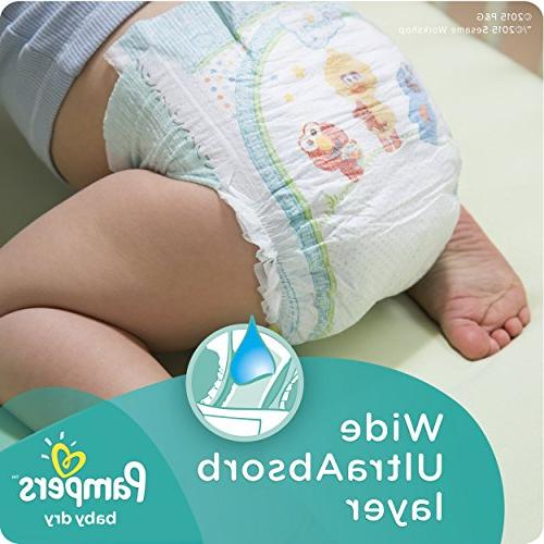 Pampers Dry Size 144 ea