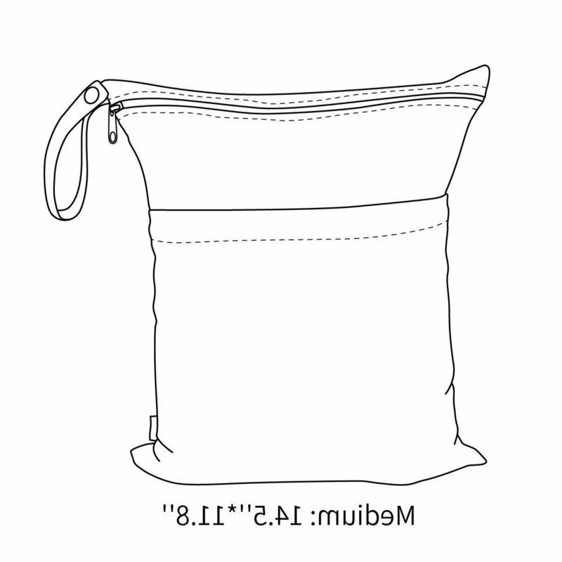 pañales tela húmedas reutilizables bolsillos