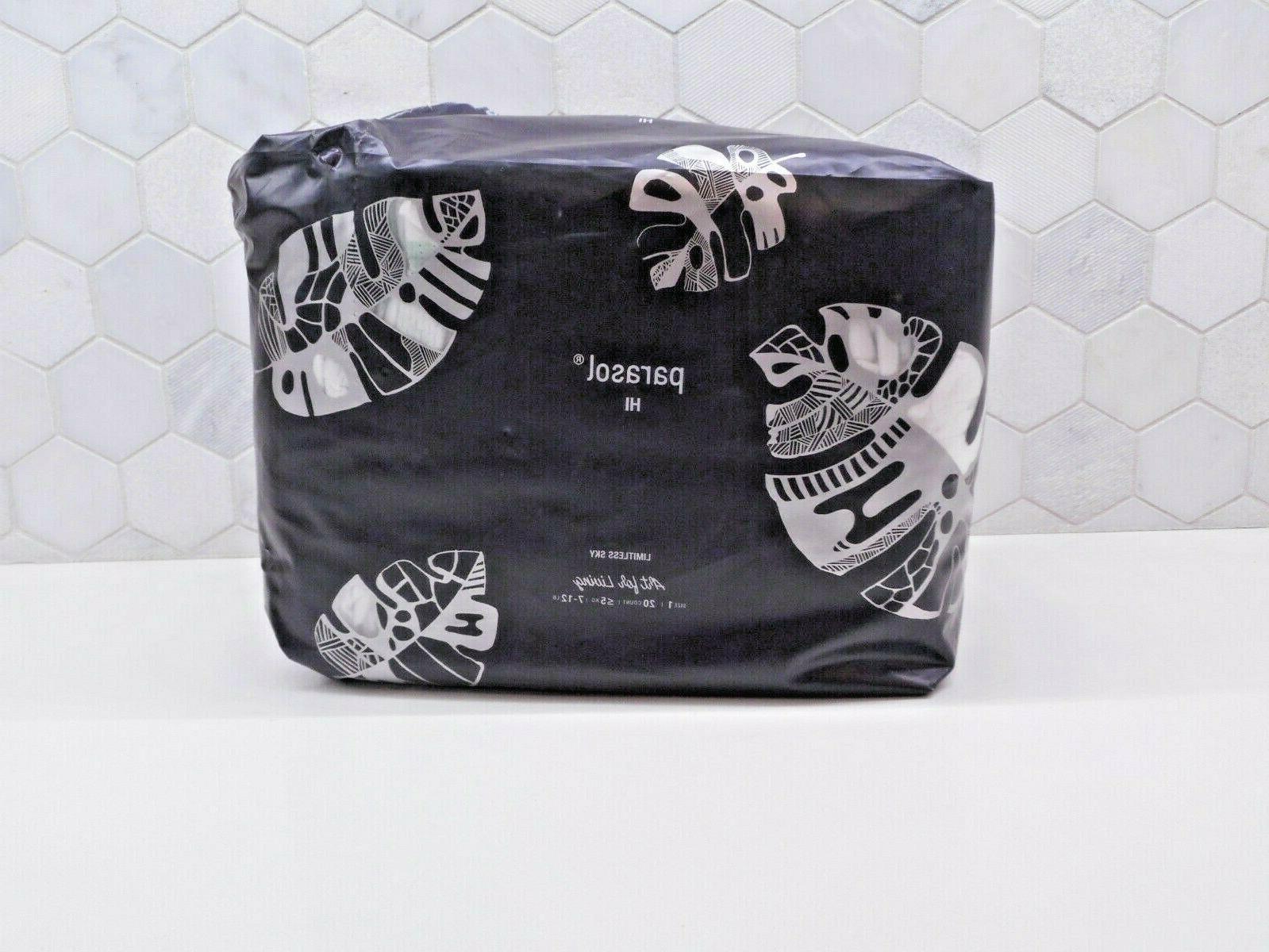 parasol baby diapers hypoallergenic chlorine free sensitive