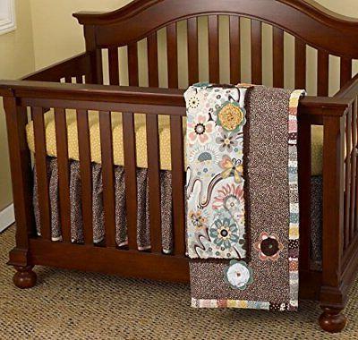 Cotton Tale Designs Penny Lane Crib Bedding Set, 8 Piece