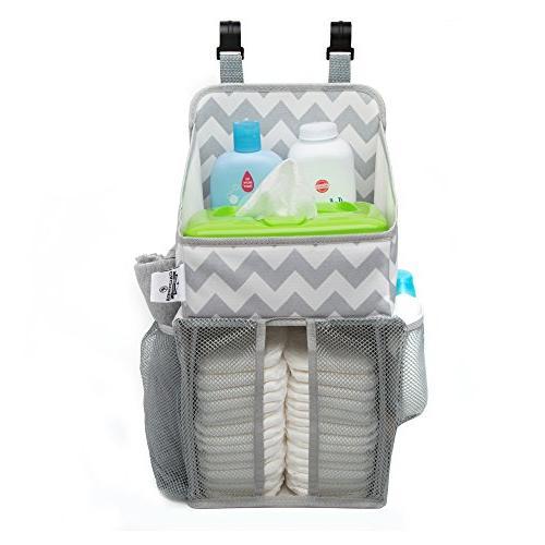 playard diaper caddy nursery organizer newborn baby essentia