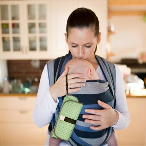 Portable Baby Diaper Pad