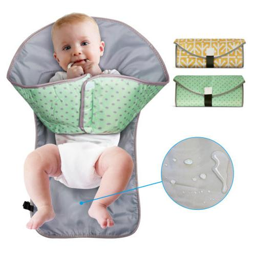 portable baby diaper changing pad 3in1 cover