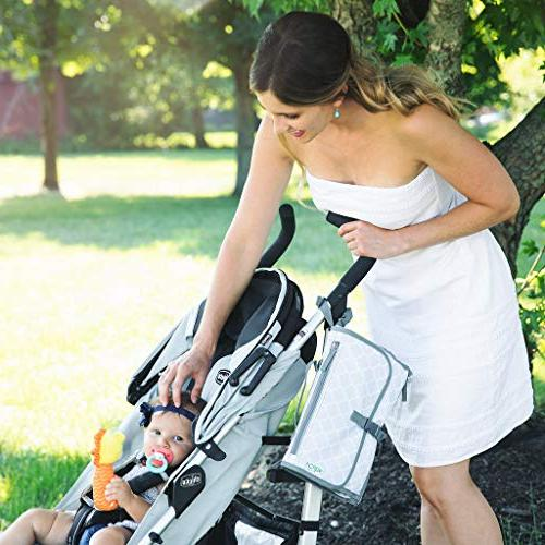 Baby Diaper Travel Changing Mat Large