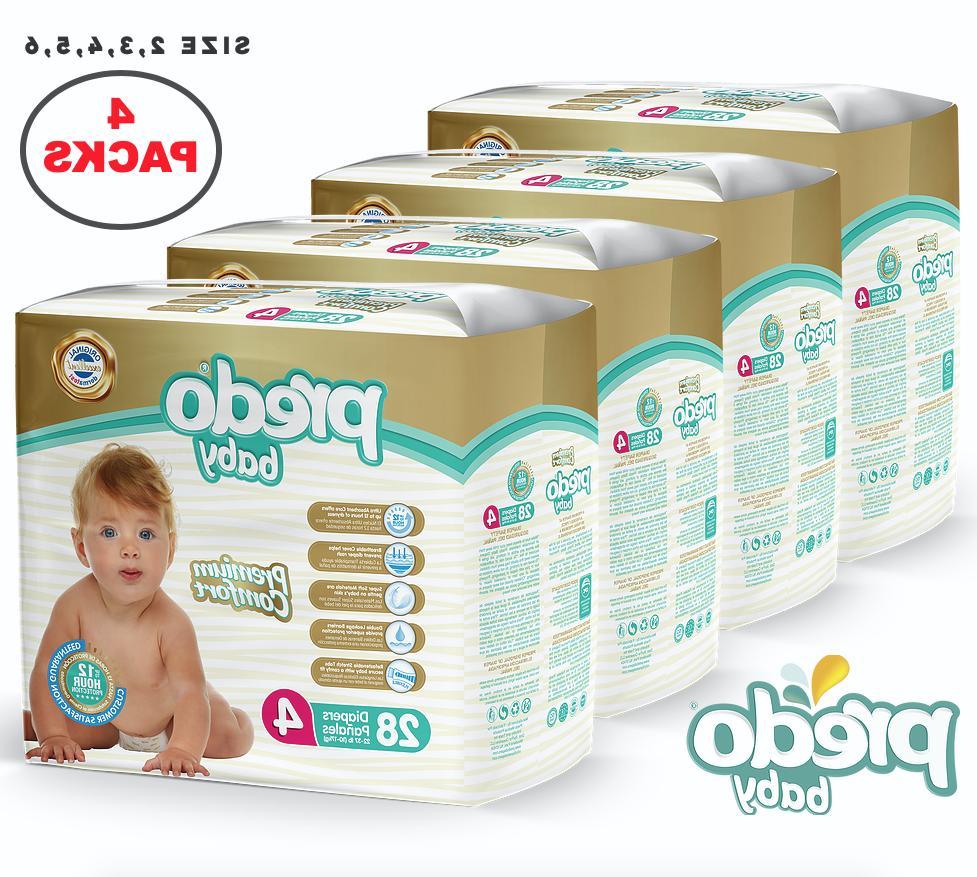 premium diapers size 2 3 4 5