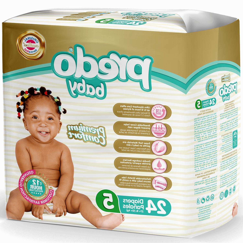 Predo Baby Premium Size 2-3-4-5-6, 4