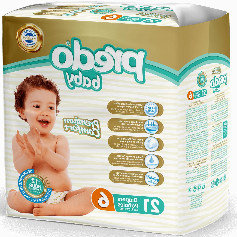 Predo Baby Premium 4 Packs/Case