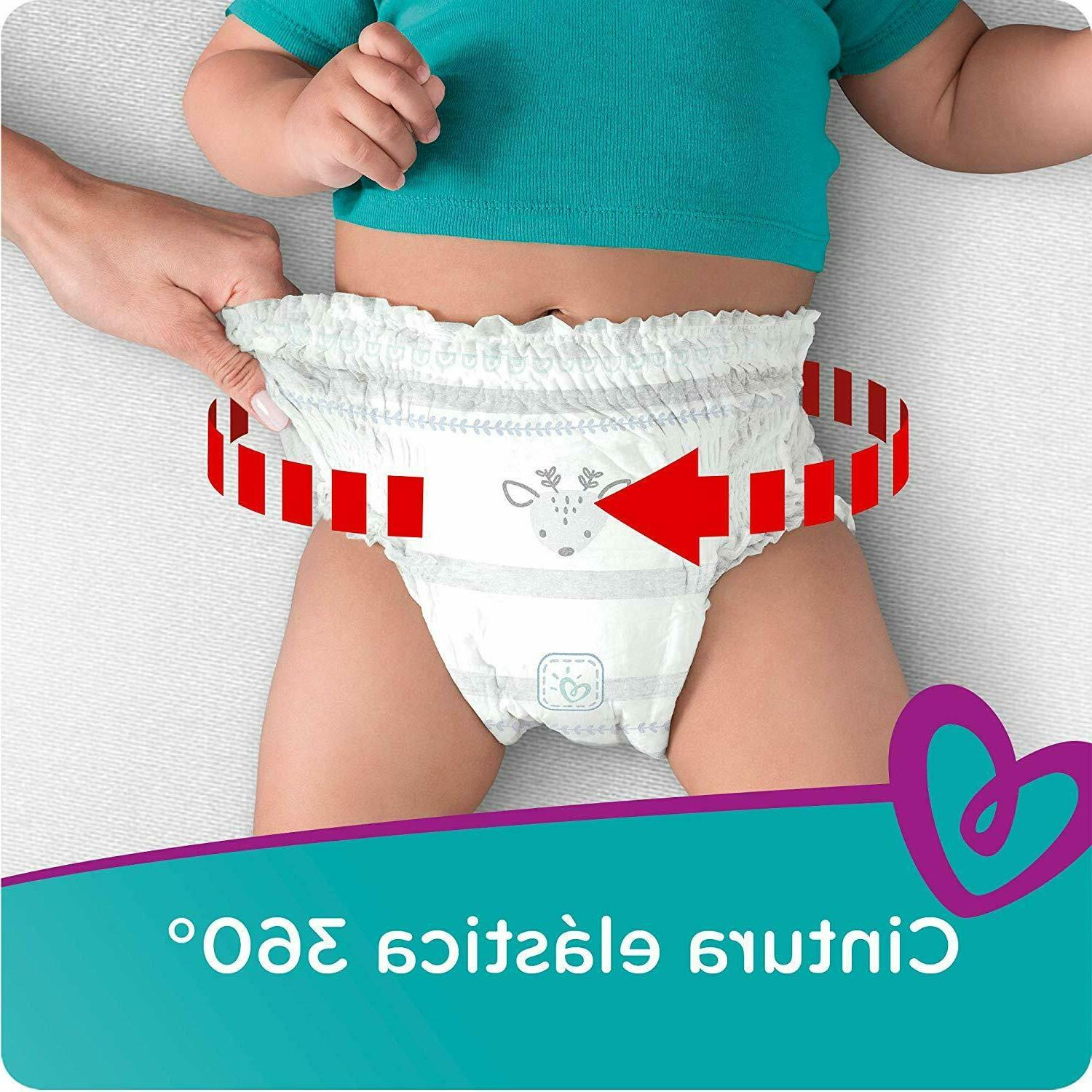 Pampers Pull On Diapers Size 6, 44Count - Cruisers 360˚ Fit Baby
