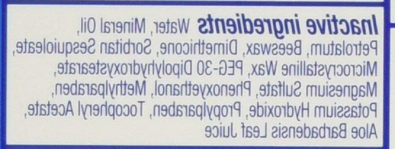 Desitin Rapid Relief Zinc Oxide Cream
