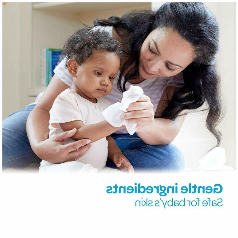 HUGGIES Refreshing Baby Wipes, Hypoallergenic, 10 Flip-top