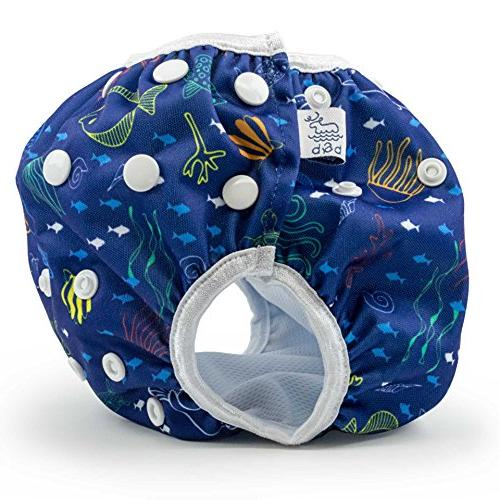 Nageuret Reusable Swim Adjustable Stylish Fits Diapers Premium Quality Swimming Lessons