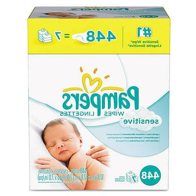 sensitive baby wipes white cotton unscented 448