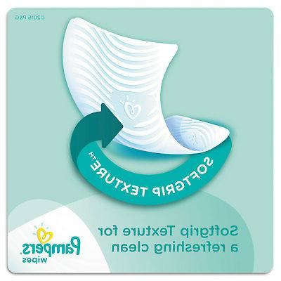 Pampers Sensitive Baby White Cotton 9