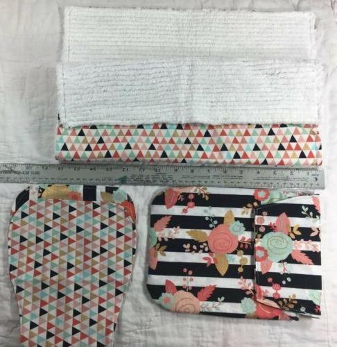 Handmade Set-Diaper Pad-ONE OF Baby