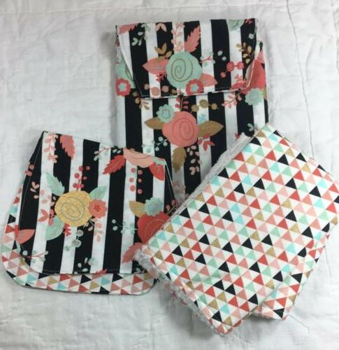 Handmade Set-Diaper Pad-ONE A Baby Gift