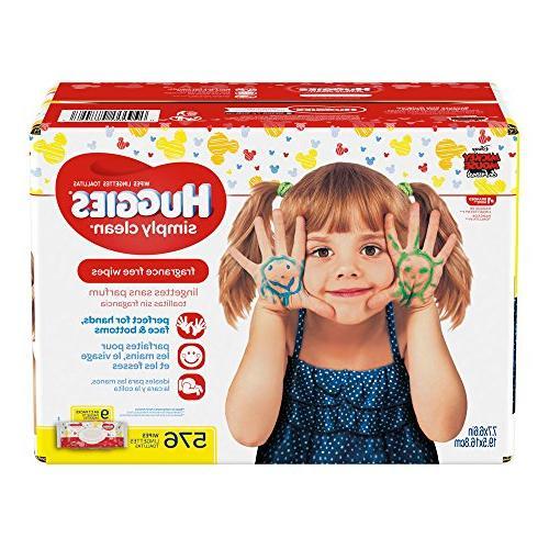 HUGGIES Baby Soft 576