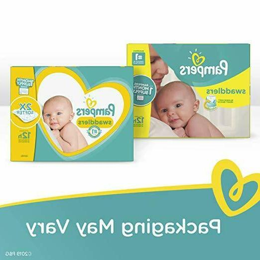 Size 4 150 Count - Pampers Baby Diapers, MONTH SUPPLY