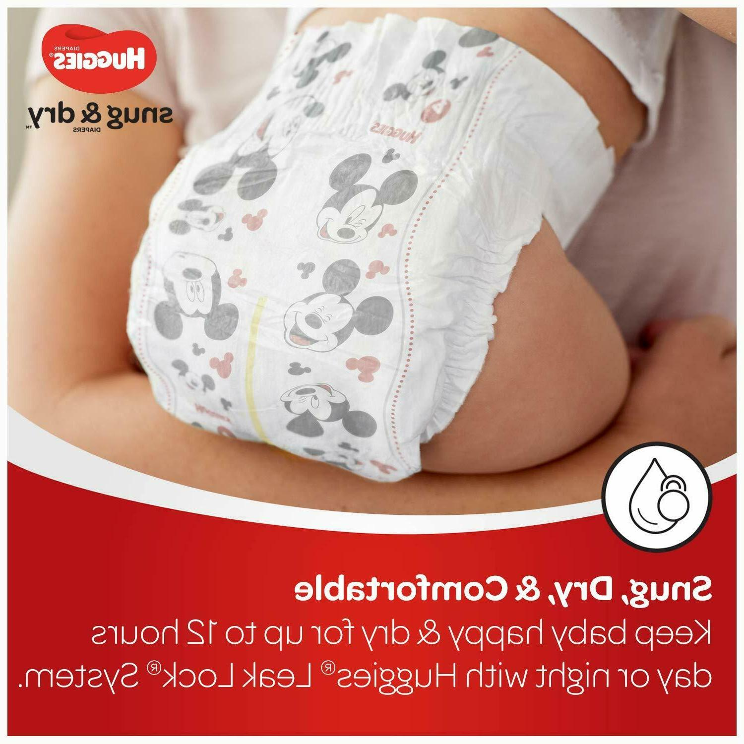 Snug & Diapers, 6 128 Count, Supply