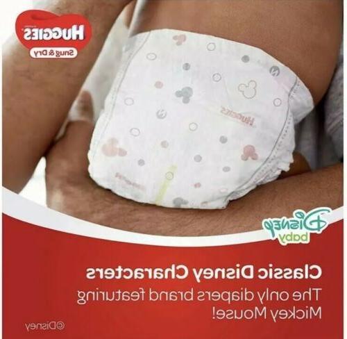HUGGIES Snug Diapers, Size 2, 246