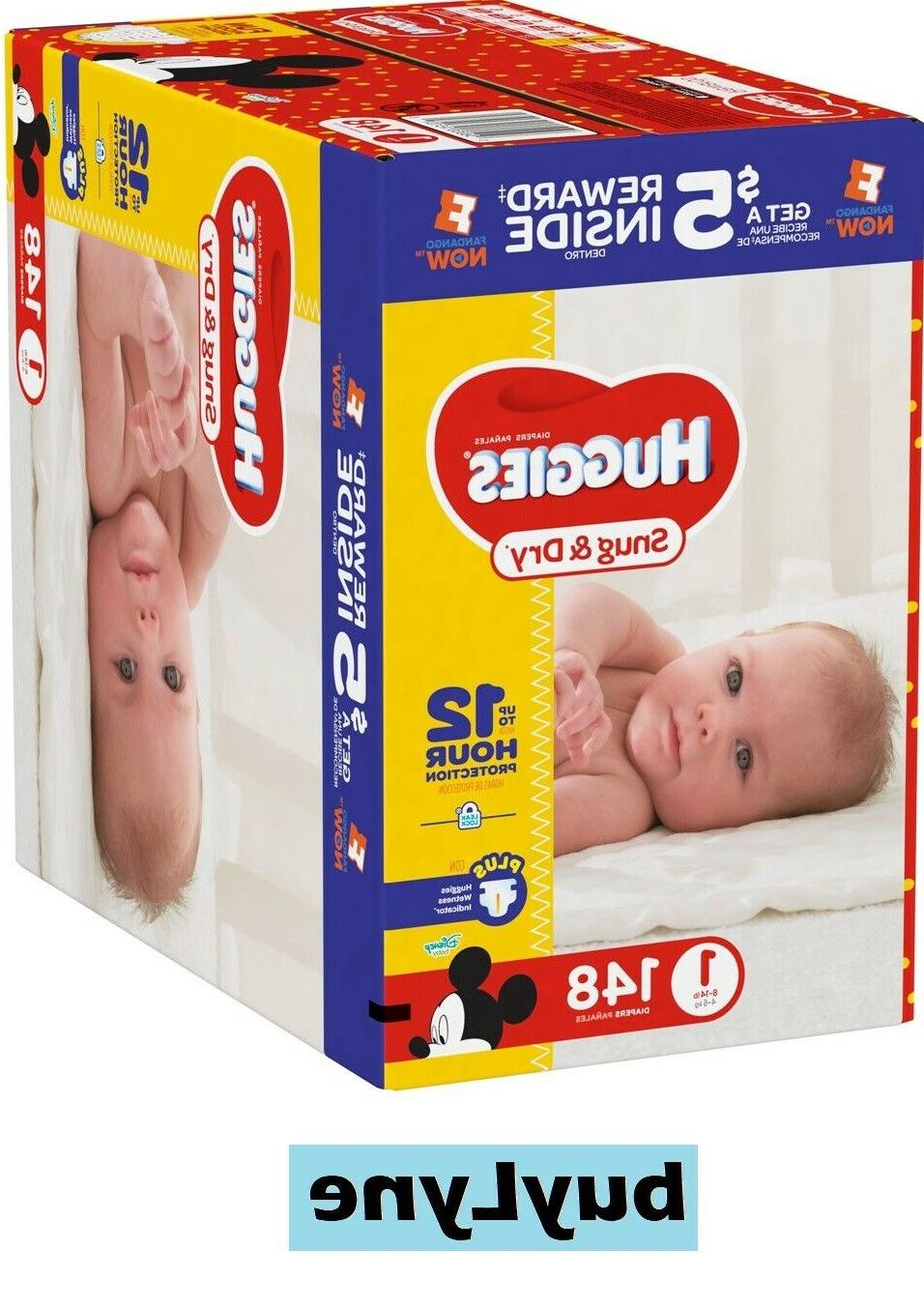 Huggies Diapers - Size **buyLyne**