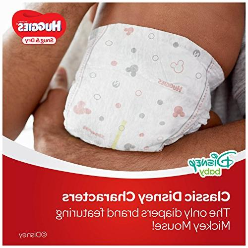 HUGGIES Snug Diapers, 1, Count, GIANT PACK