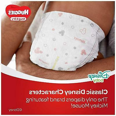 HUGGIES Snug Diapers Size Count GIGA JR PACK Packaging May Vary