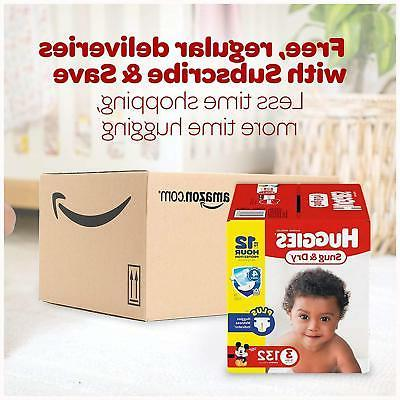 HUGGIES Snug Size Newborn 140 GIGA JR May Vary