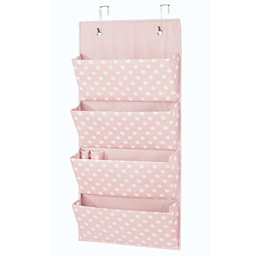 The Organizer 4 Large Pockets for Child/Kids or Polka Pattern, Dots
