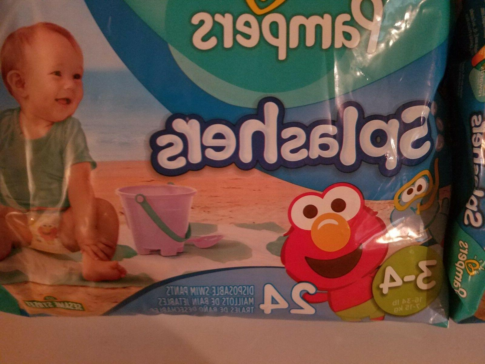 Diapers, Size 24 Count,