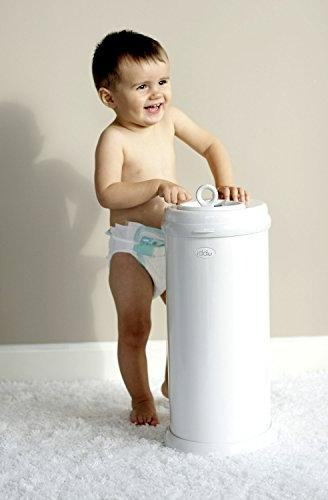 Ubbi Money Odor Locking Diaper White