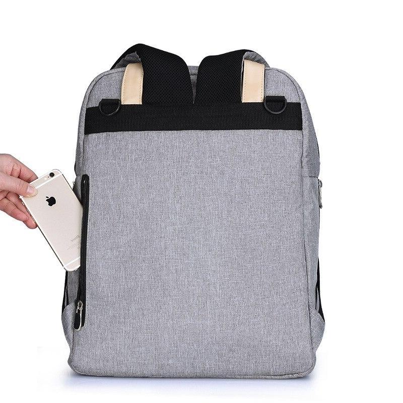 Stripe Bag for Backpack Milk <font><b>Powder</b></font> Bag Organizer Women