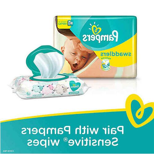 Pampers® 136-Count 3 Pack - NewFreeSHIP