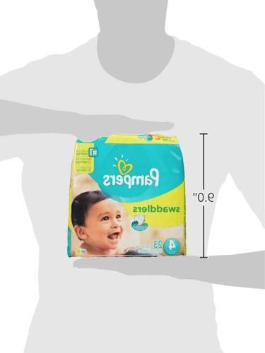 Pampers Swaddlers 23 Swaddlers Indicator