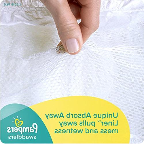 Pampers Swaddlers 23 Wetness Indicator