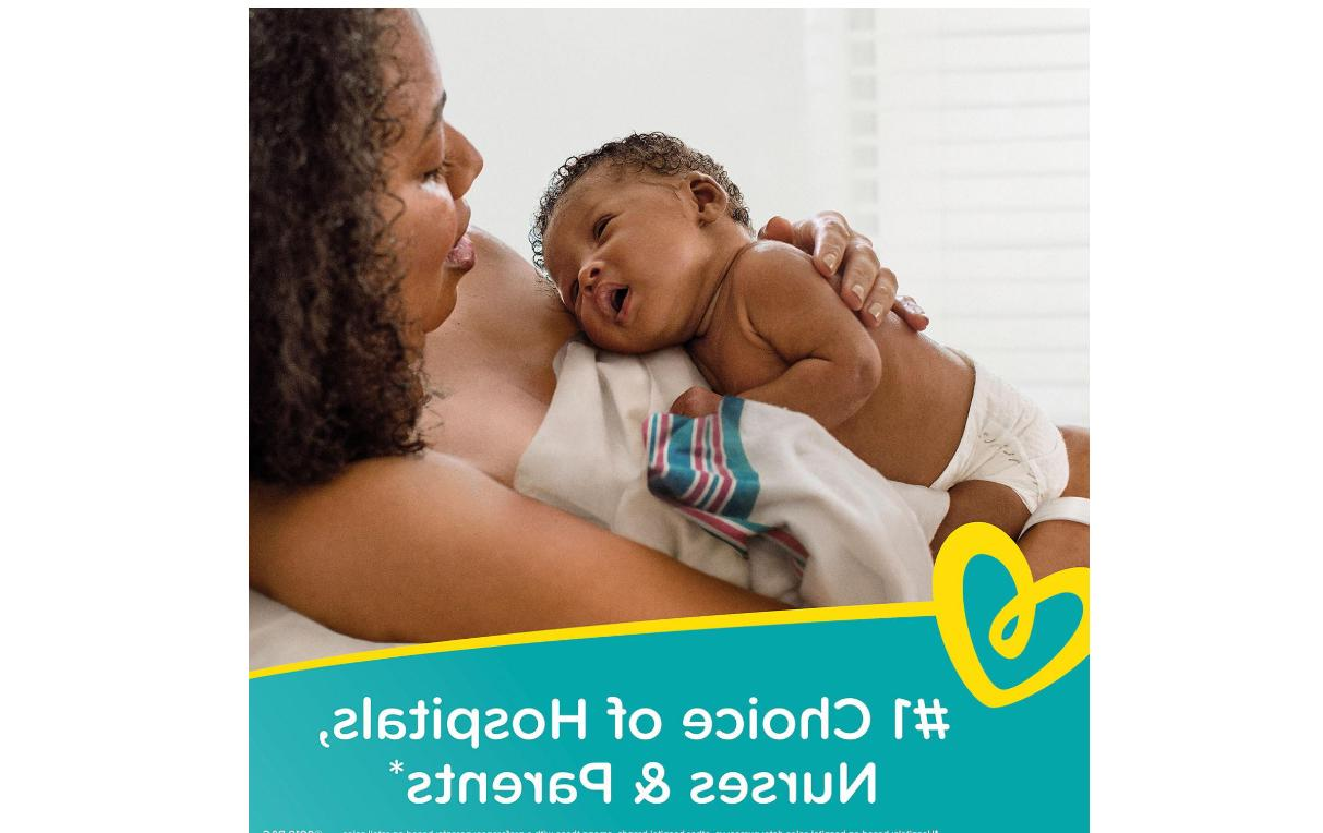 Pampers - All Size Newborn/1/2/3/4/5/6 Free