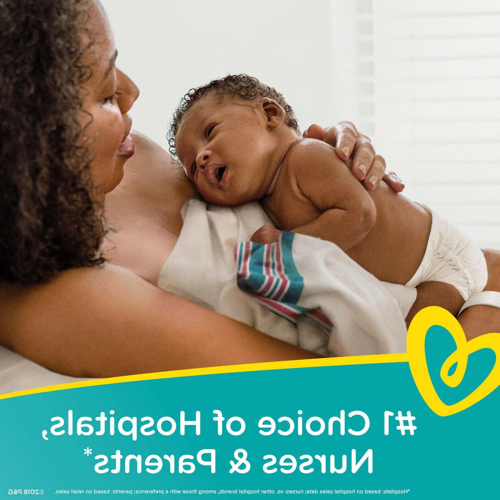 Pampers Diapers - Preemie Newborn 1 3 4 5 6 7