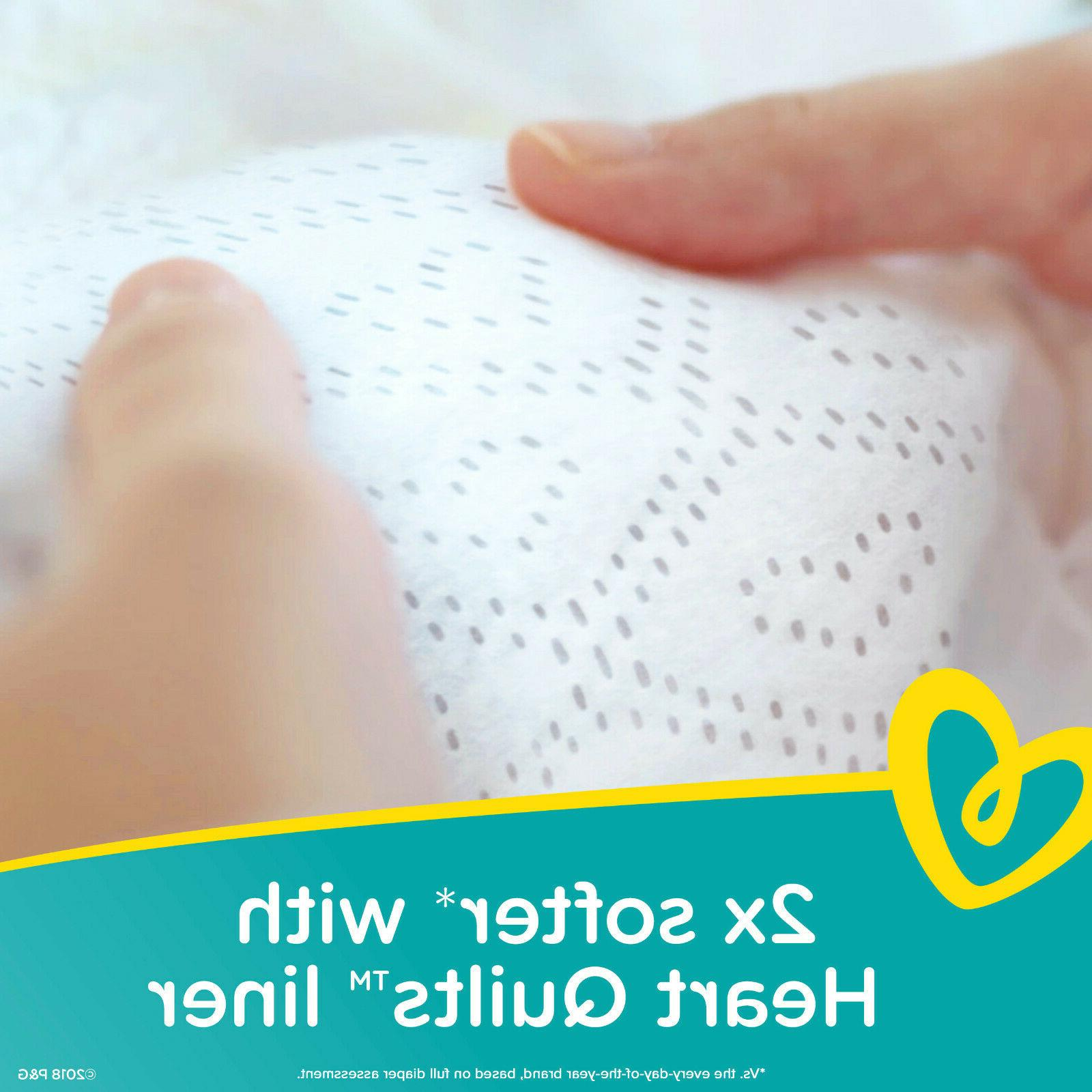 Pampers Swaddlers Diapers Preemie Newborn 3 4 5 6 7