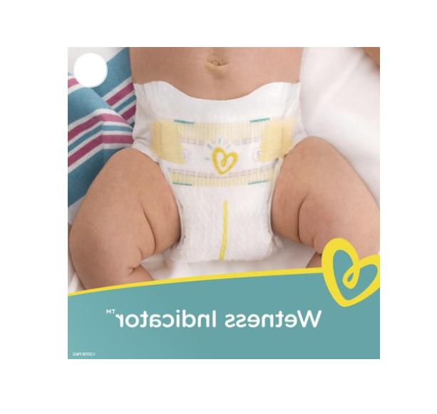 Pampers Diapers Size Free