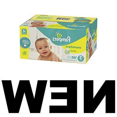 Pampers Swaddlers Diapers Count,