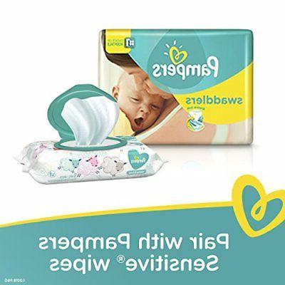 Pampers Diapers Count, ONE