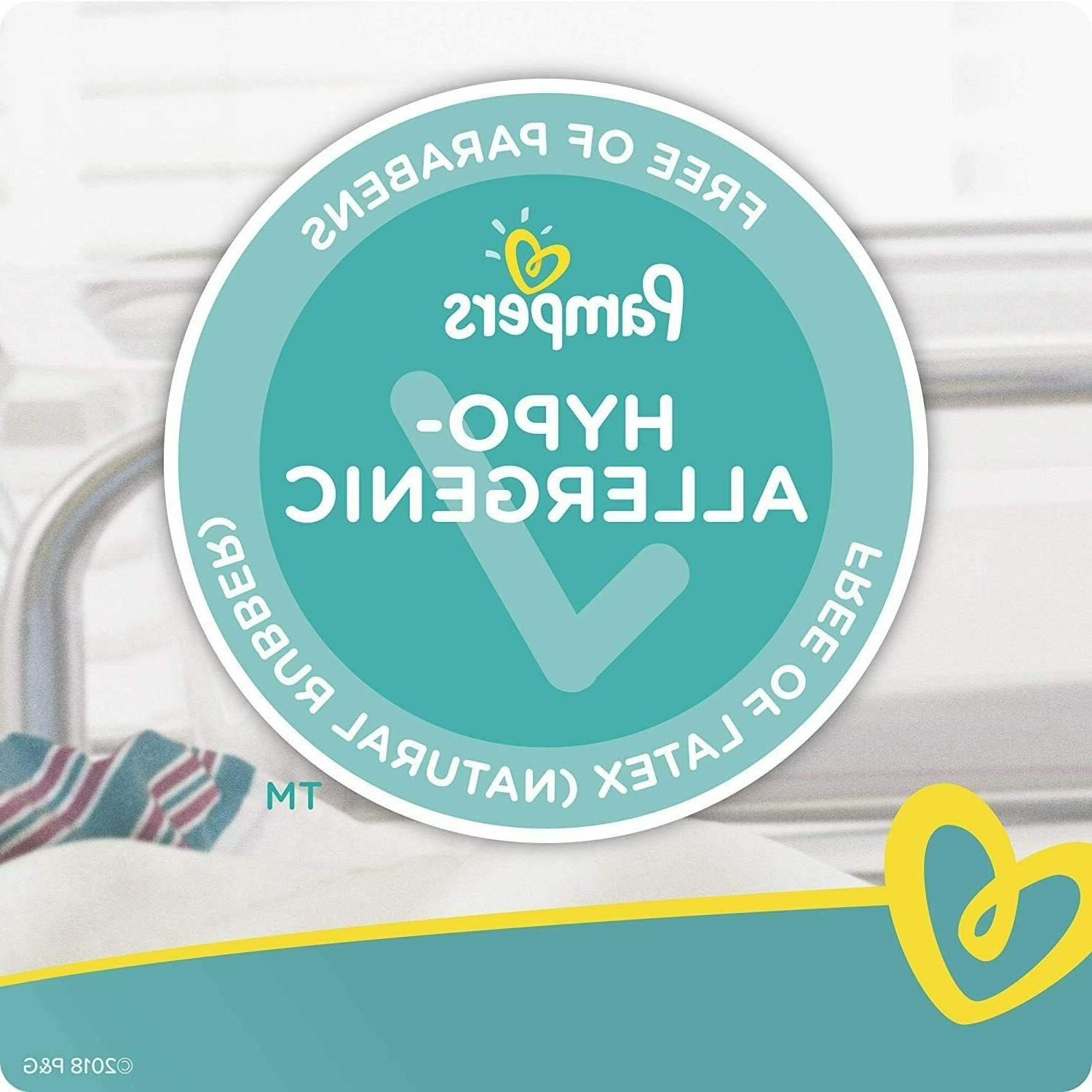 Pampers Diapers Size 186 Count MONTH AMM