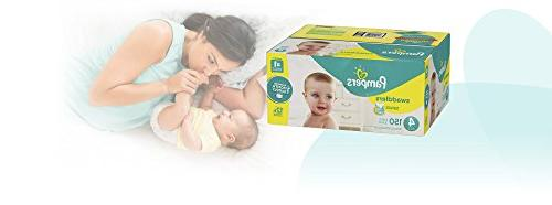 Pampers Disposable Diapers Count, ONE MONTH SUPPLY